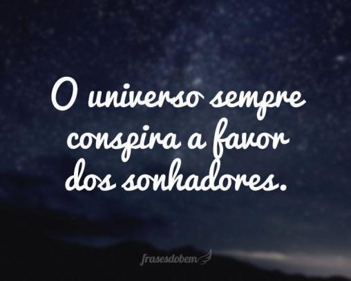 o-universo-sempre